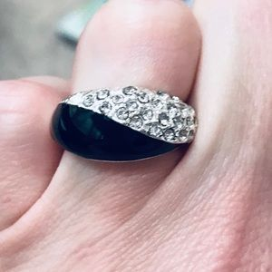 Two Toned Avon Ring